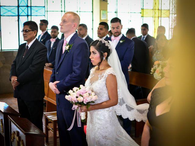 El matrimonio de Jhanett y Tim en Cieneguilla, Lima 29