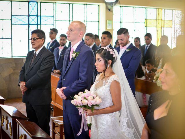 El matrimonio de Jhanett y Tim en Cieneguilla, Lima 30