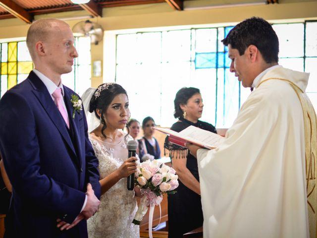 El matrimonio de Jhanett y Tim en Cieneguilla, Lima 32