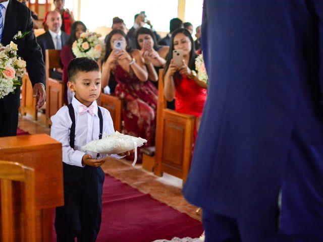 El matrimonio de Jhanett y Tim en Cieneguilla, Lima 33
