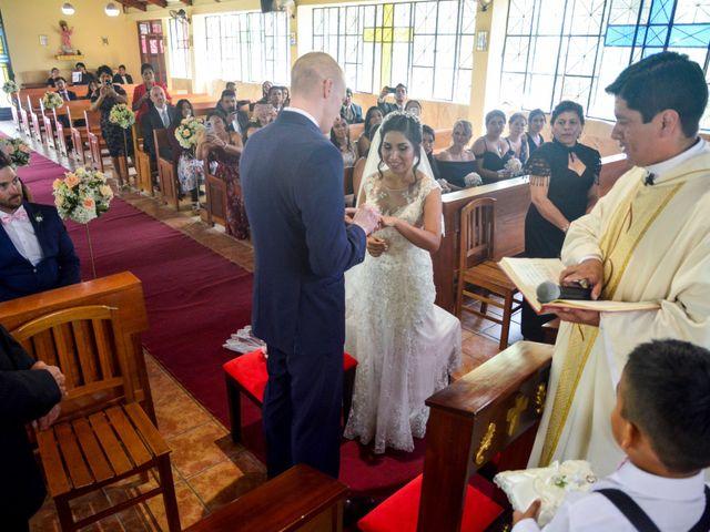 El matrimonio de Jhanett y Tim en Cieneguilla, Lima 34