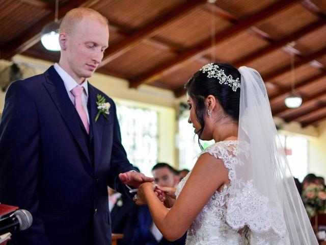 El matrimonio de Jhanett y Tim en Cieneguilla, Lima 35
