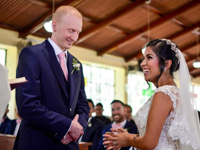 El matrimonio de Jhanett y Tim en Cieneguilla, Lima 36