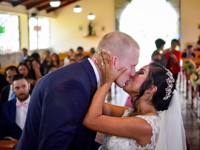 El matrimonio de Jhanett y Tim en Cieneguilla, Lima 38