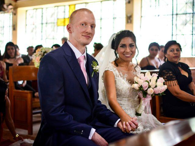 El matrimonio de Jhanett y Tim en Cieneguilla, Lima 39