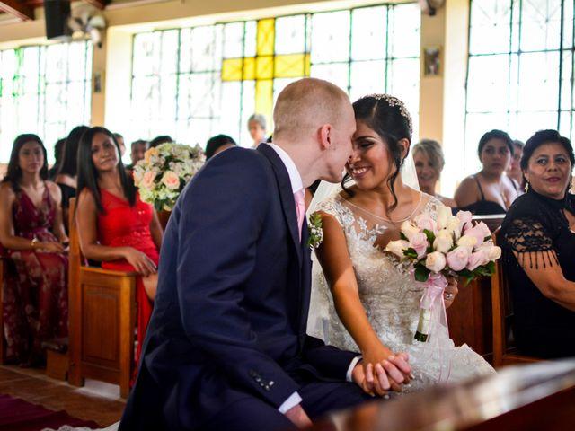 El matrimonio de Jhanett y Tim en Cieneguilla, Lima 40
