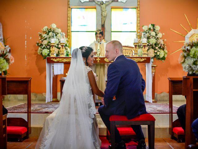 El matrimonio de Jhanett y Tim en Cieneguilla, Lima 42