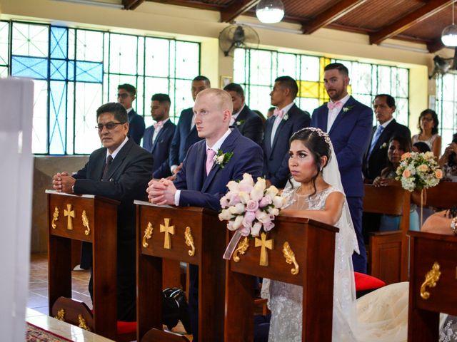 El matrimonio de Jhanett y Tim en Cieneguilla, Lima 43