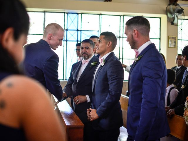 El matrimonio de Jhanett y Tim en Cieneguilla, Lima 44