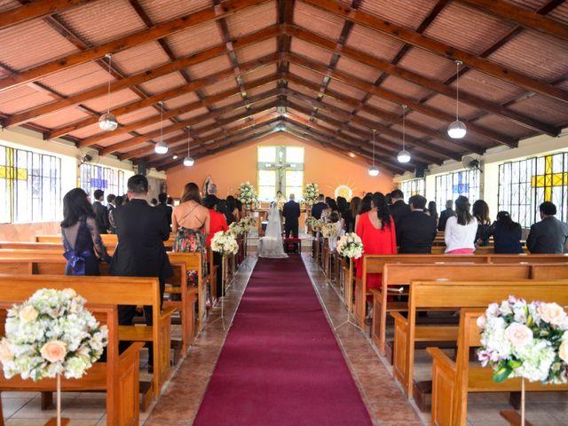 El matrimonio de Jhanett y Tim en Cieneguilla, Lima 46