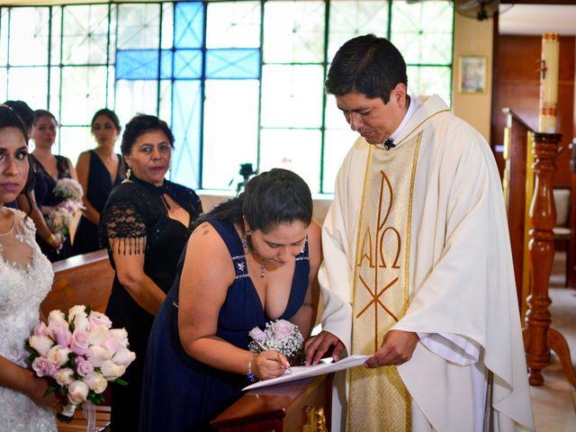 El matrimonio de Jhanett y Tim en Cieneguilla, Lima 49