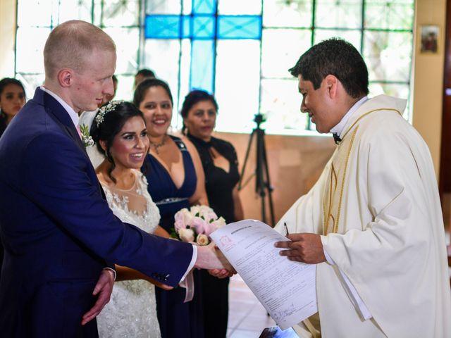 El matrimonio de Jhanett y Tim en Cieneguilla, Lima 50