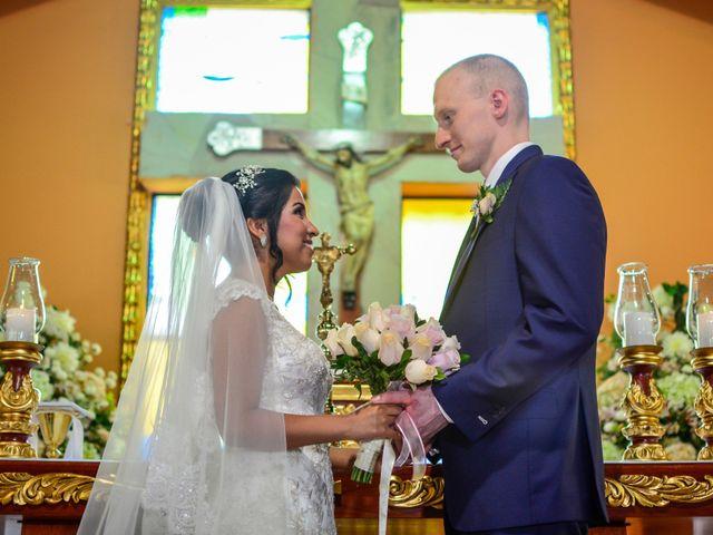 El matrimonio de Jhanett y Tim en Cieneguilla, Lima 51