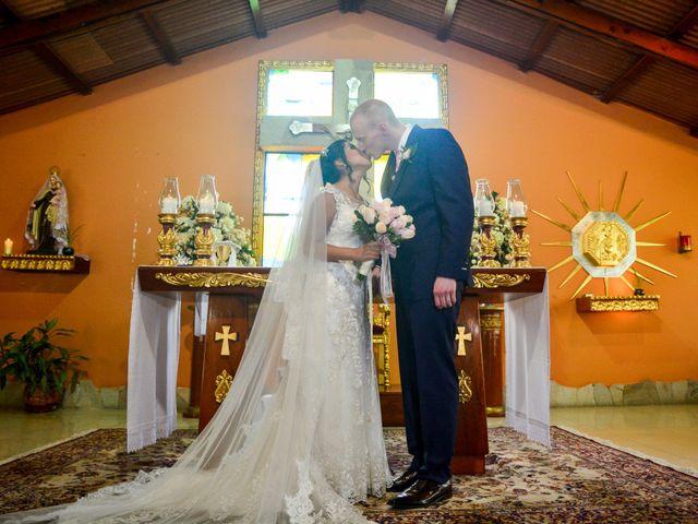 El matrimonio de Jhanett y Tim en Cieneguilla, Lima 54