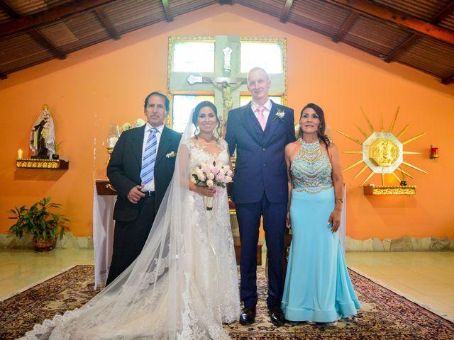El matrimonio de Jhanett y Tim en Cieneguilla, Lima 56