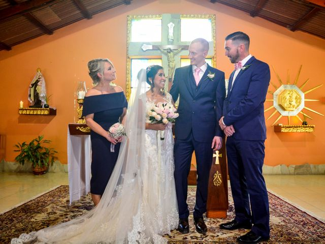 El matrimonio de Jhanett y Tim en Cieneguilla, Lima 57