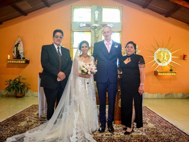 El matrimonio de Jhanett y Tim en Cieneguilla, Lima 58