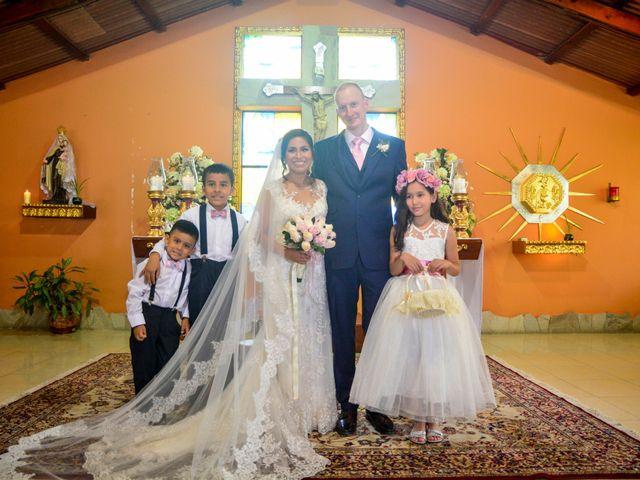 El matrimonio de Jhanett y Tim en Cieneguilla, Lima 59