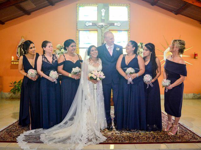 El matrimonio de Jhanett y Tim en Cieneguilla, Lima 60