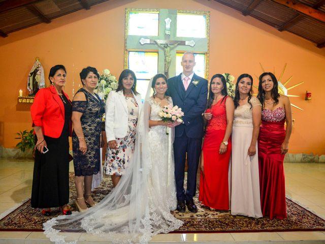 El matrimonio de Jhanett y Tim en Cieneguilla, Lima 62