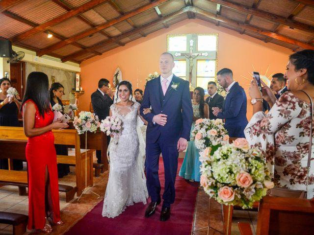 El matrimonio de Jhanett y Tim en Cieneguilla, Lima 63