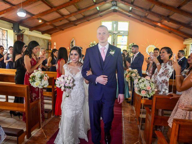 El matrimonio de Jhanett y Tim en Cieneguilla, Lima 64