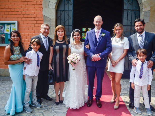 El matrimonio de Jhanett y Tim en Cieneguilla, Lima 66