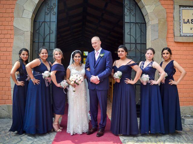 El matrimonio de Jhanett y Tim en Cieneguilla, Lima 67