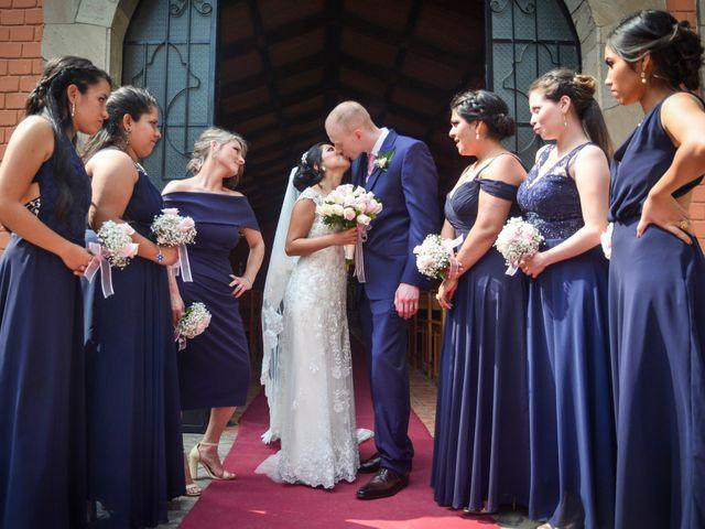 El matrimonio de Jhanett y Tim en Cieneguilla, Lima 68