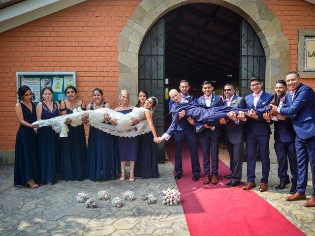 El matrimonio de Jhanett y Tim en Cieneguilla, Lima 69