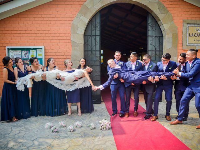 El matrimonio de Jhanett y Tim en Cieneguilla, Lima 70