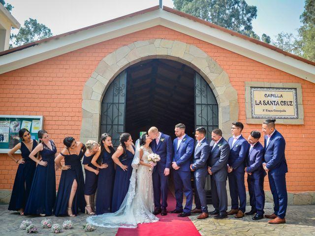 El matrimonio de Jhanett y Tim en Cieneguilla, Lima 71