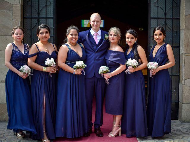 El matrimonio de Jhanett y Tim en Cieneguilla, Lima 72