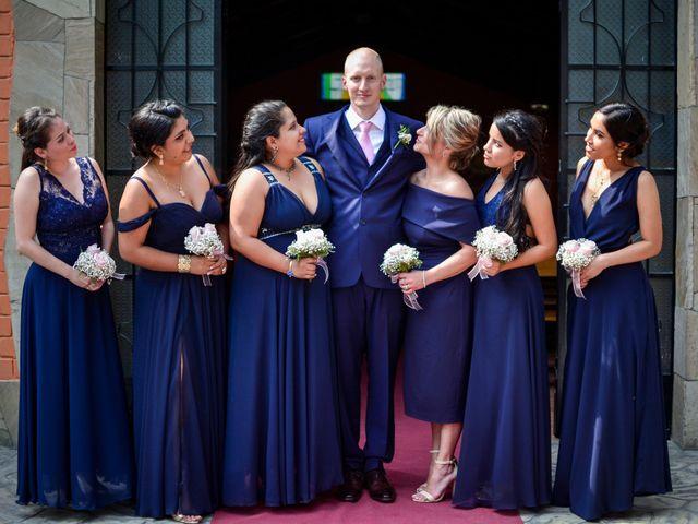 El matrimonio de Jhanett y Tim en Cieneguilla, Lima 73
