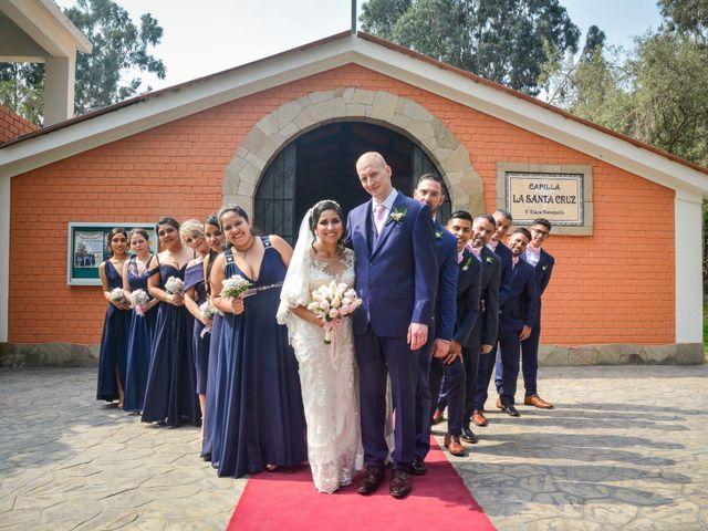 El matrimonio de Jhanett y Tim en Cieneguilla, Lima 76