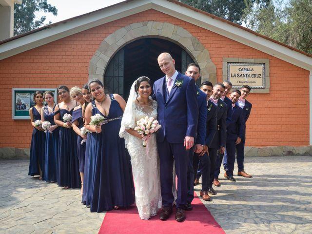 El matrimonio de Jhanett y Tim en Cieneguilla, Lima 77