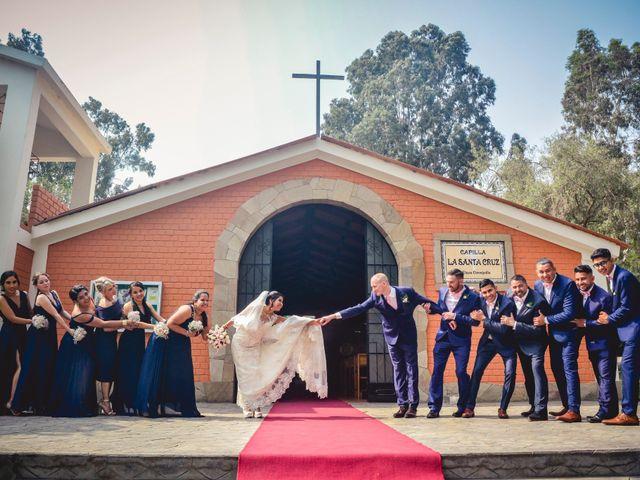 El matrimonio de Jhanett y Tim en Cieneguilla, Lima 78