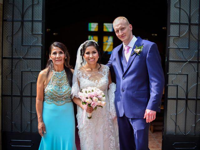 El matrimonio de Jhanett y Tim en Cieneguilla, Lima 79