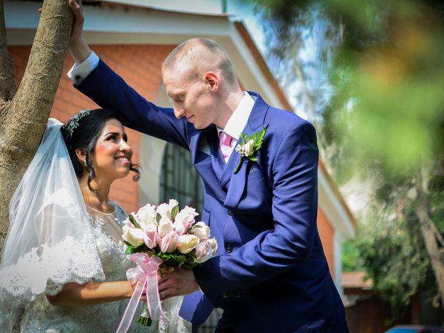 El matrimonio de Jhanett y Tim en Cieneguilla, Lima 81