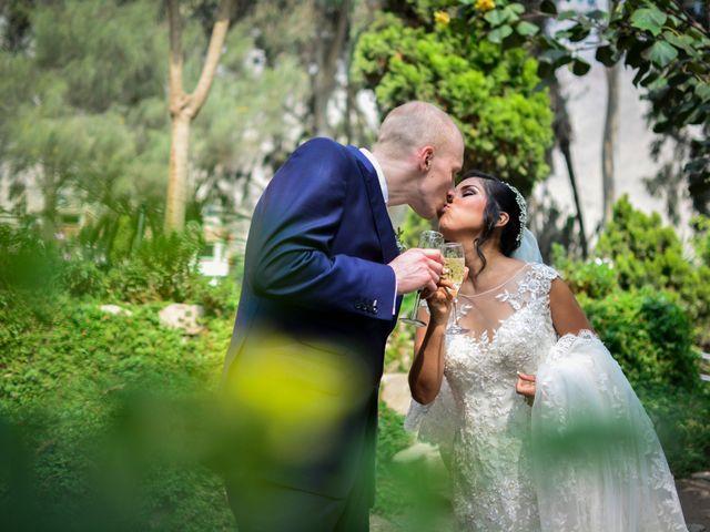 El matrimonio de Jhanett y Tim en Cieneguilla, Lima 83