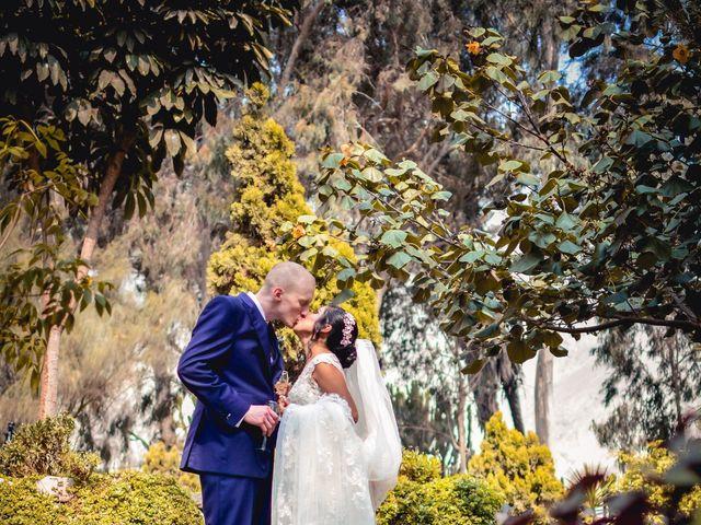 El matrimonio de Jhanett y Tim en Cieneguilla, Lima 85