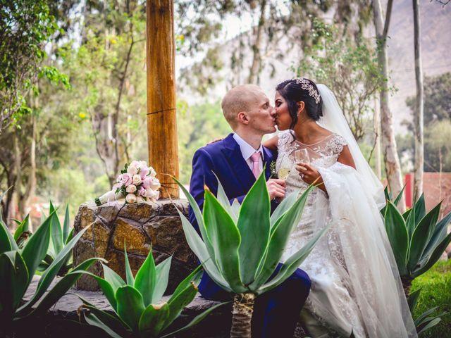 El matrimonio de Jhanett y Tim en Cieneguilla, Lima 86