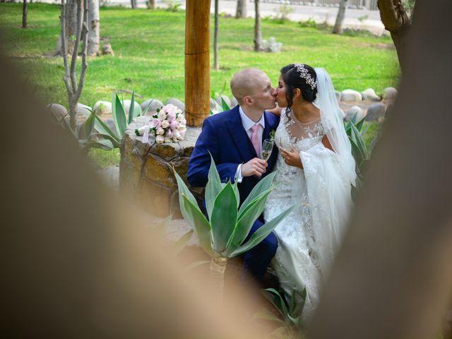 El matrimonio de Jhanett y Tim en Cieneguilla, Lima 87
