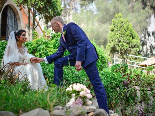 El matrimonio de Jhanett y Tim en Cieneguilla, Lima 88