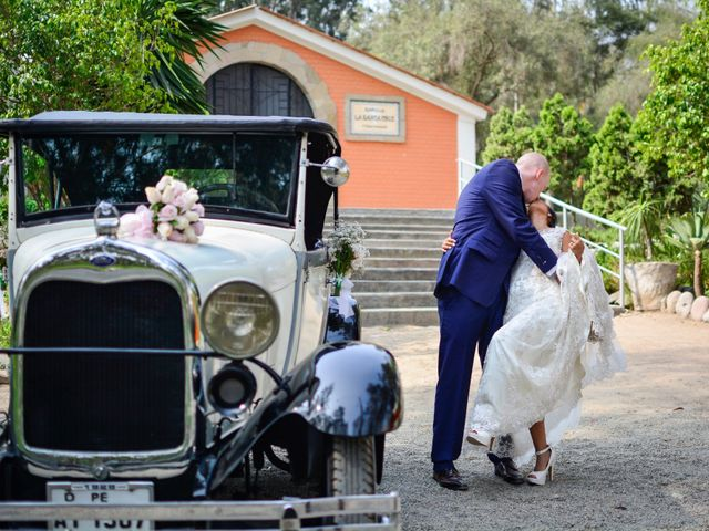 El matrimonio de Jhanett y Tim en Cieneguilla, Lima 95