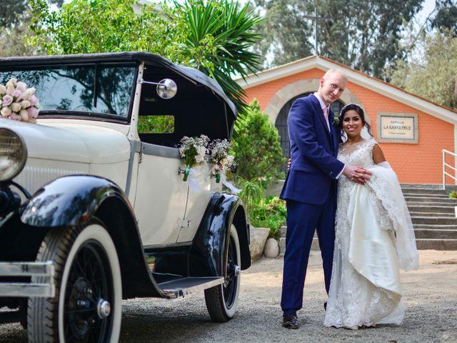 El matrimonio de Jhanett y Tim en Cieneguilla, Lima 97