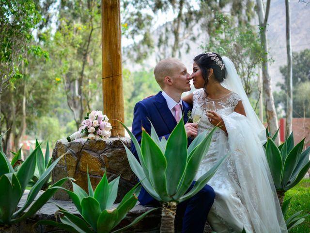 El matrimonio de Jhanett y Tim en Cieneguilla, Lima 98