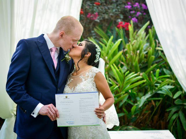 El matrimonio de Jhanett y Tim en Cieneguilla, Lima 100
