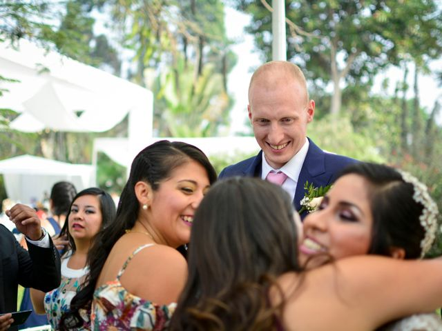 El matrimonio de Jhanett y Tim en Cieneguilla, Lima 101