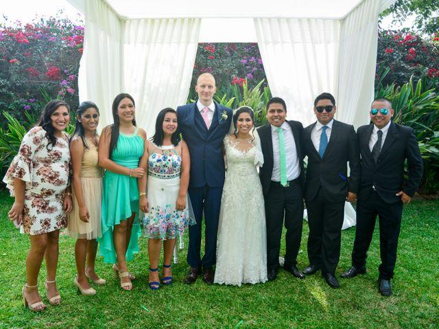 El matrimonio de Jhanett y Tim en Cieneguilla, Lima 102